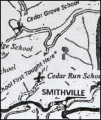 Ritchie County School Map